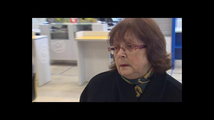 Video Hovoří obyvatelka z Brna-Líšně Zdeňka Reichstädterová