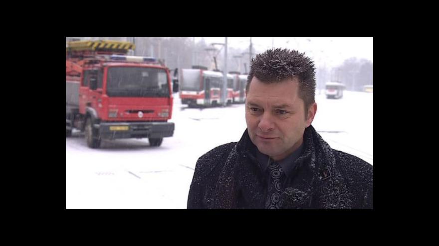 Video Hovoří ředitel DPMB Miloš Havránek