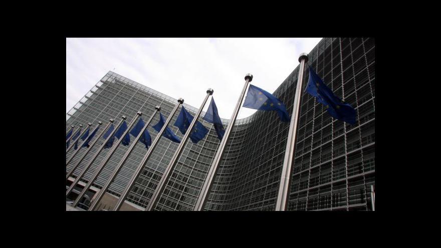 Video Prognóza Evropské komise Česko nepotěšila
