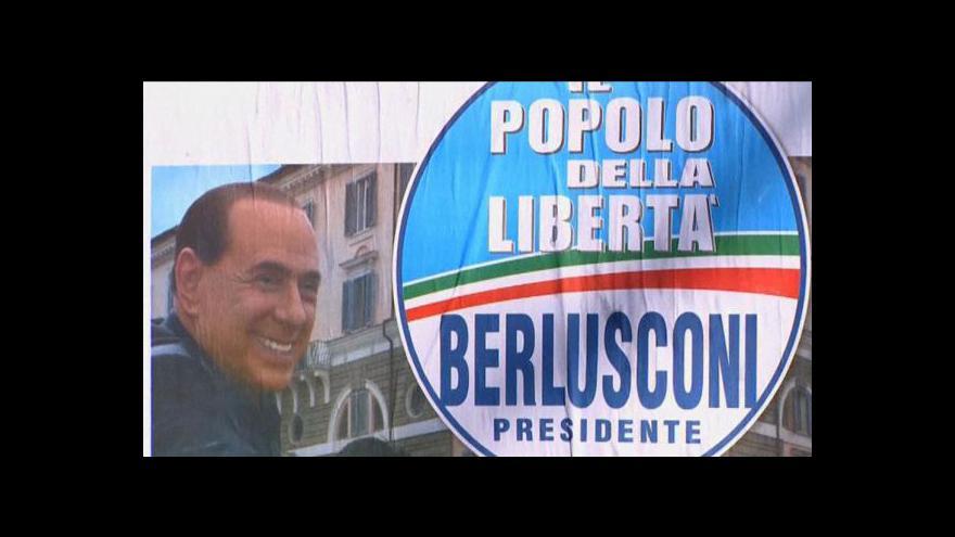 Video V Itálli se chystají parlamentní volby