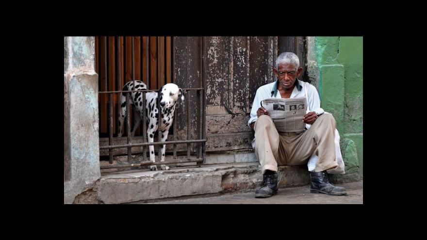Video Kubánci poprvé od revoluce zaplatí daně
