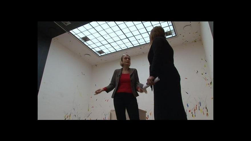 Video Terezie Petišková o svých plánech s Domem umění