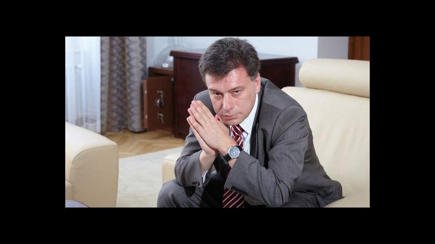 Video Rozhovor s Pavlem Blažkem