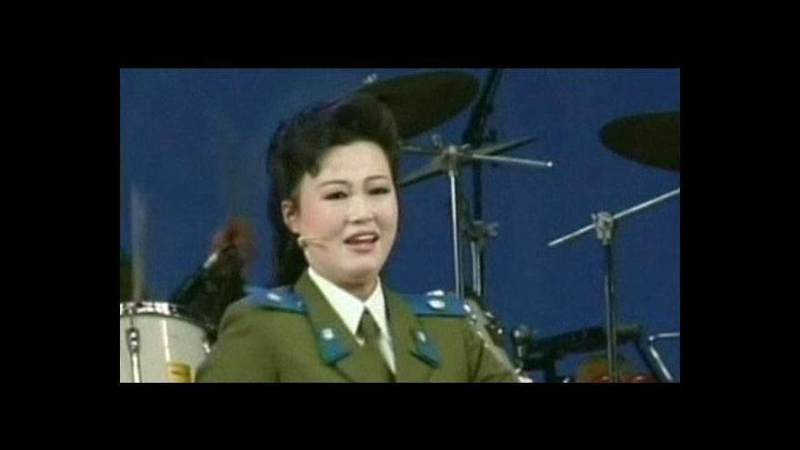 Video Jihokorejci protestují proti KLDR