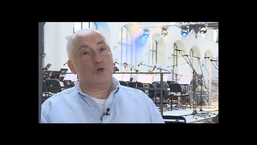 Video Hovoří dirigent Miloš Machek