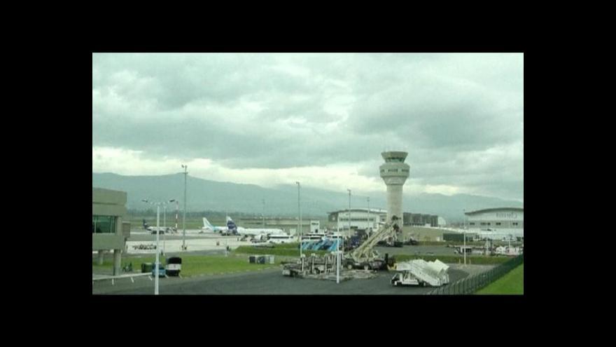 Video Ekvádor má nové letiště