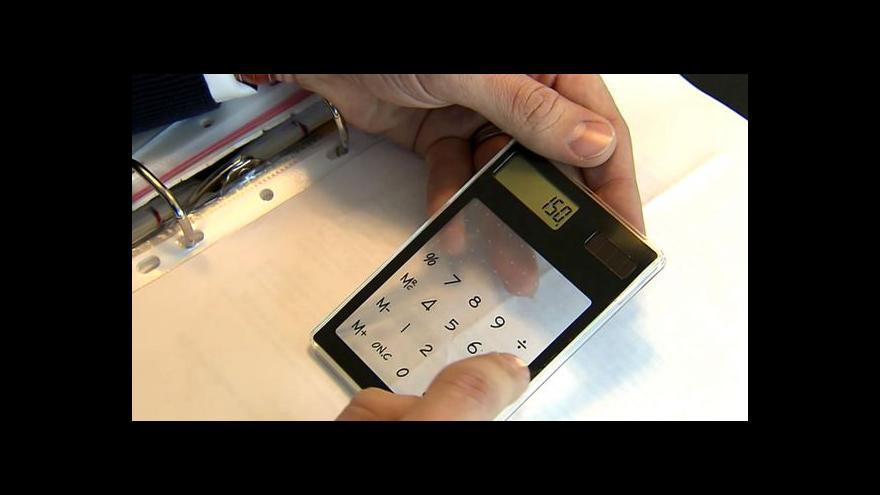 Video Reportáž Barbory Kladivové a Zuzany Luňákové o bankovních poplatcích