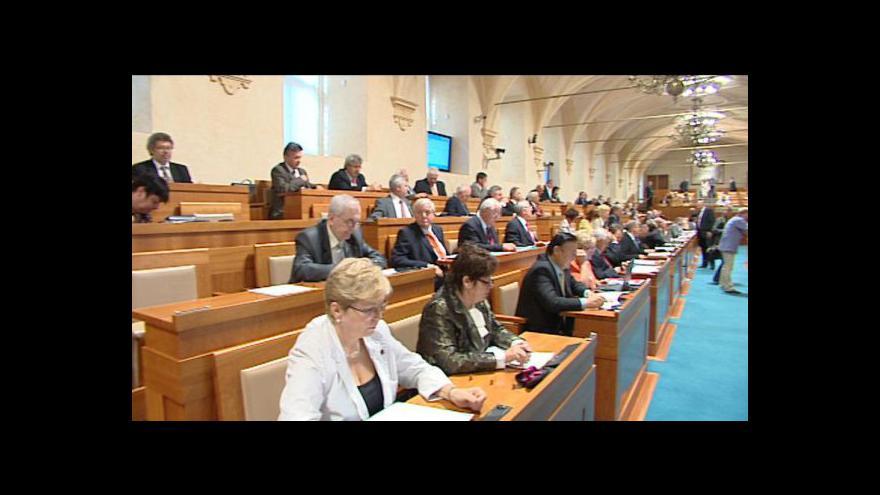 Video Veřejná diskuse Senátu o amnestii