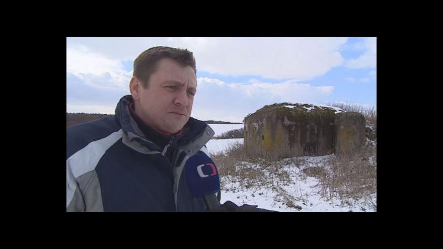 Video Tomáš Fiala k bunkrům na prodej