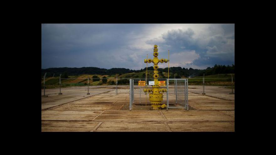 Video Vláda zaujala postoj k těžbě břidlicového plynu