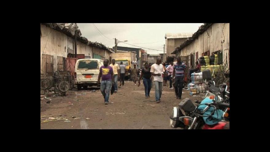 Video Reportáž Čestmíra Strakatého