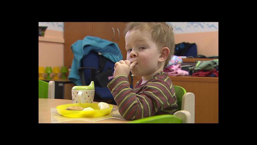 Video Dětské skupiny a jejich dotace
