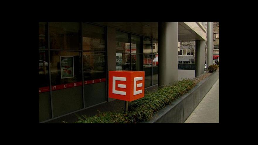 Video Problémy ČEZu v Bulharsku tématem Ekonomiky ČT24