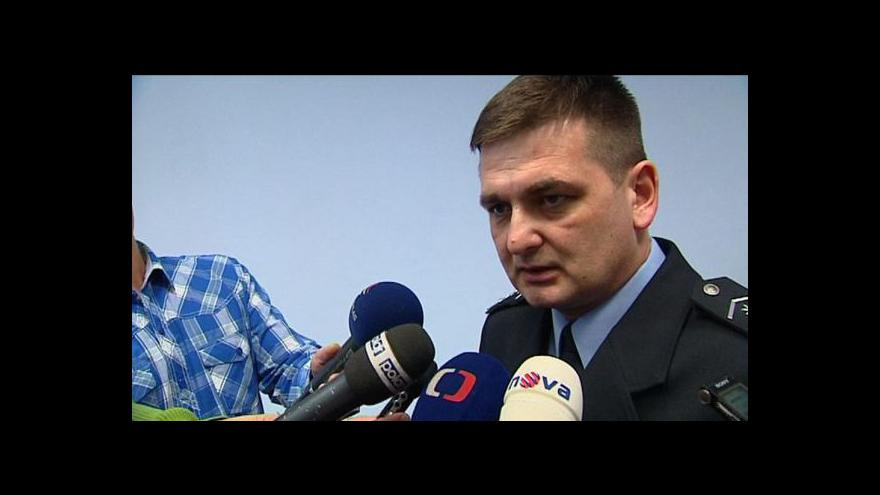 Video Vyšetřování frenštátského výbuchu: Policisté se zaměřili na mrtvého obyvatele