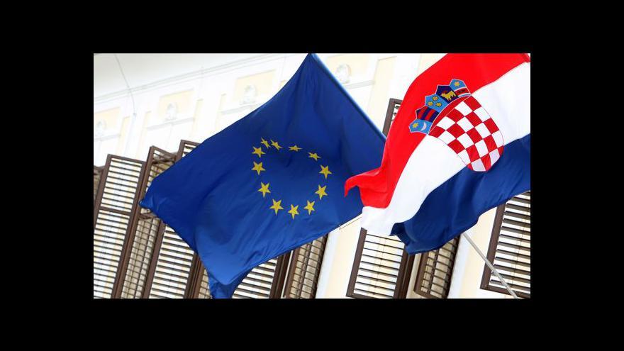 Video Mladí Chorvaté plánují odejít do zahraničí