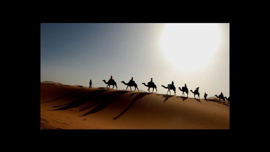 Video Cestovní ruch v Tunisku je v krizi