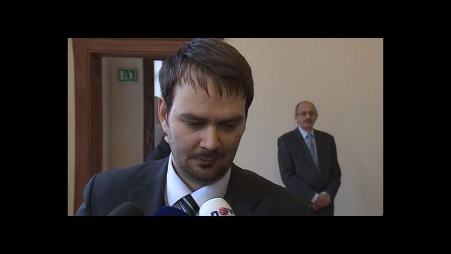 Video Obhájce tří obžalovaných Robert Cholenský o obžalobě