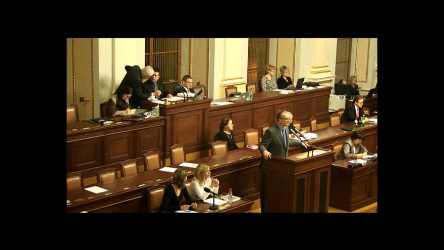 Video Komentář Pavla Suchánka