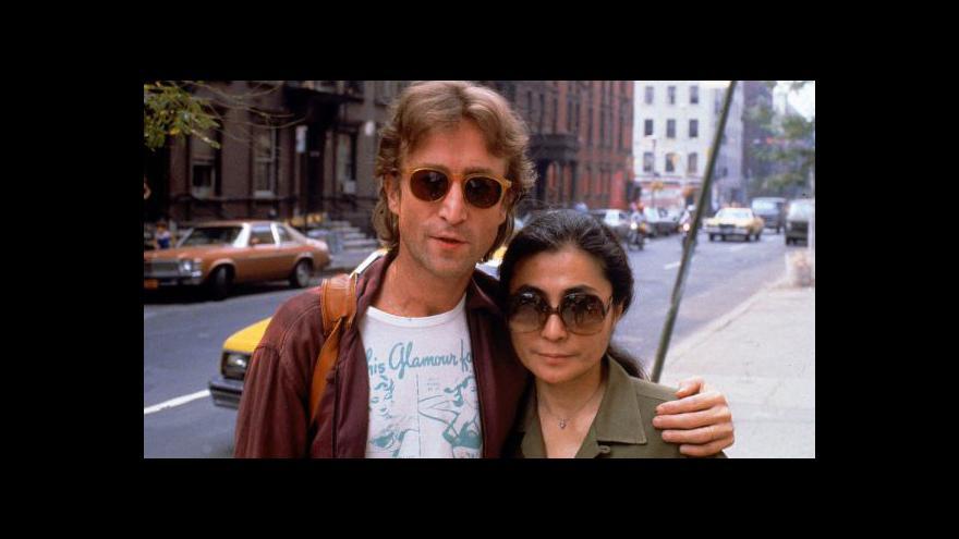 Video Publicista Antonín Matzner o Yoko Ono