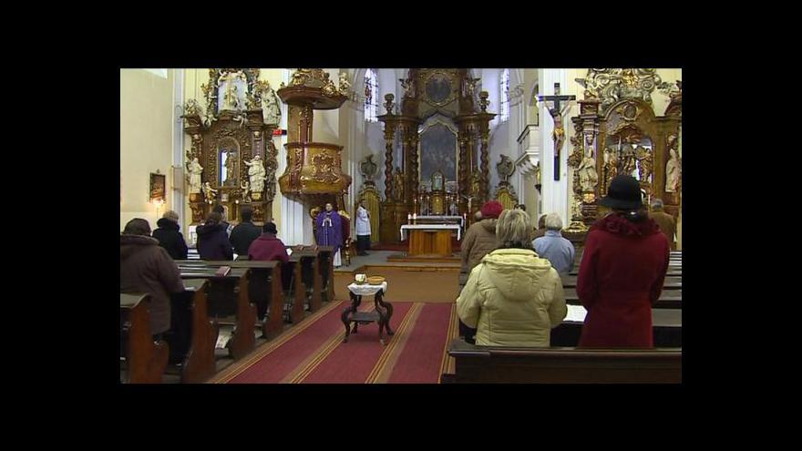 Video Žaloba ČSSD tématem Událostí, komentářů