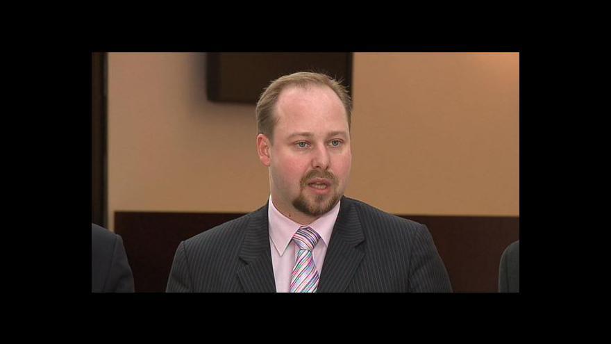 Video Tisková konference ČSSD k ústavní stížnosti na církevní restituce