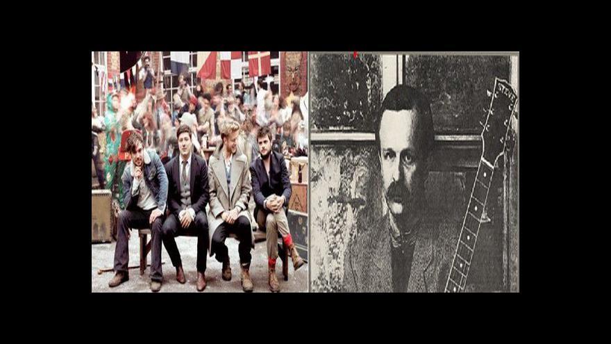 Video Dva tipy do ucha: J. Dědeček a Mumford and Sons