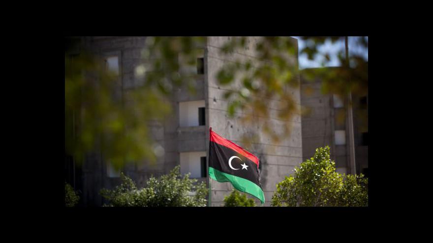 Video Libyjci slaví druhé výročí od ozbrojeného povstání