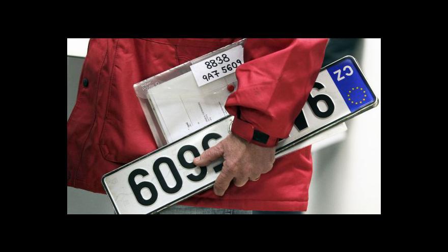 Video Registr vozidel možná zůstane problémové firmě