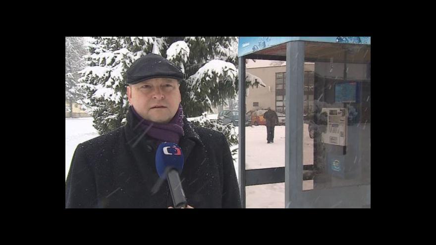 Video Starosta Bučovic Radovan Válek (nez.) o veřejných telefonních budkách