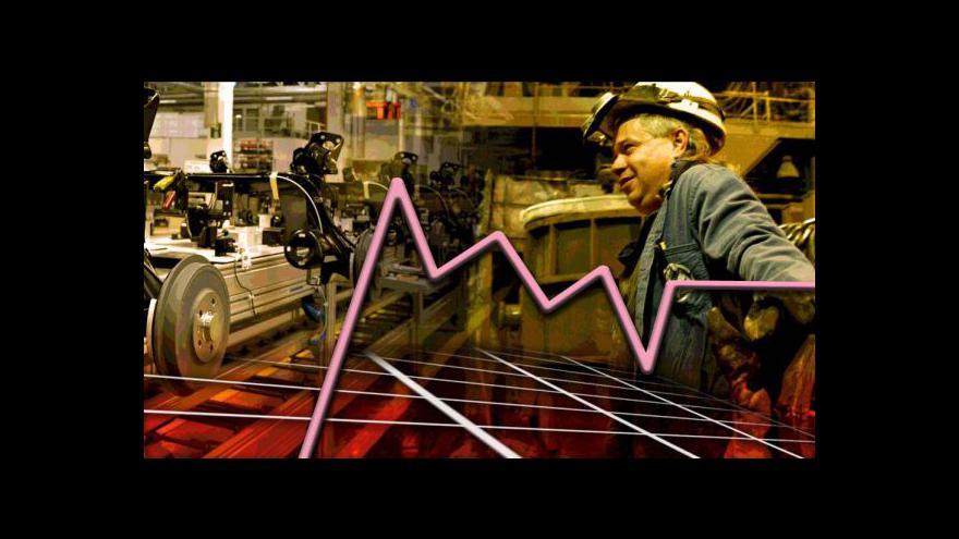 Video Konec roku nepřinesl české ekonomice ani eurozóně dobré zprávy