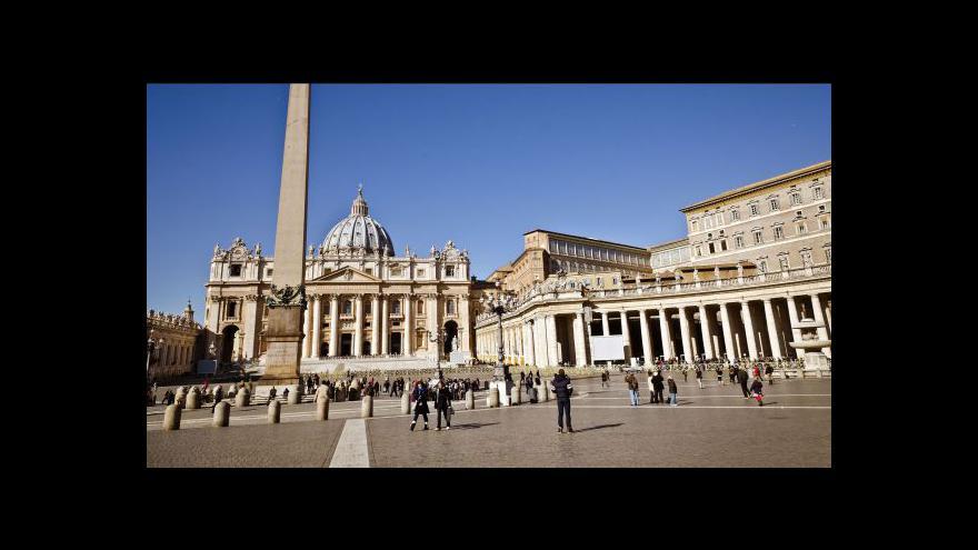 Video Telefonát Jakuba Nettla z Vatikánu