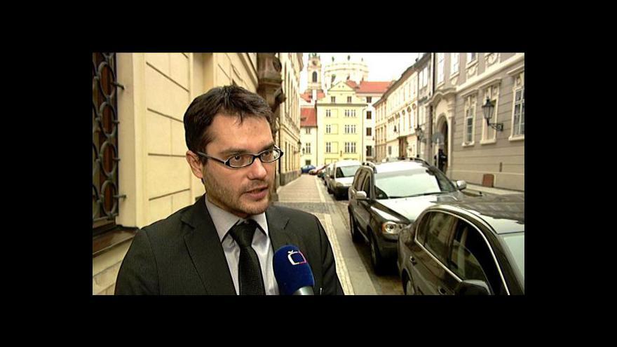 Video Policie prošetřuje poslance Stanislava Polčáka