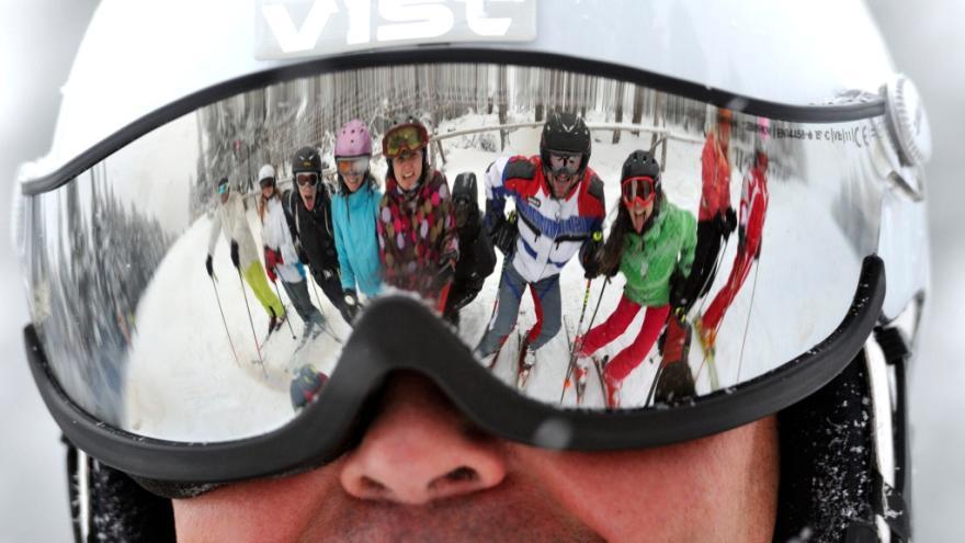 Video Školní lyžařské kurzy