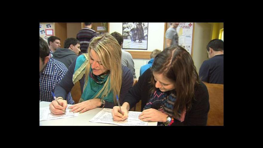 Video Rozhovor s Helenou Štěrbovou a Kristýnou Salčákovou