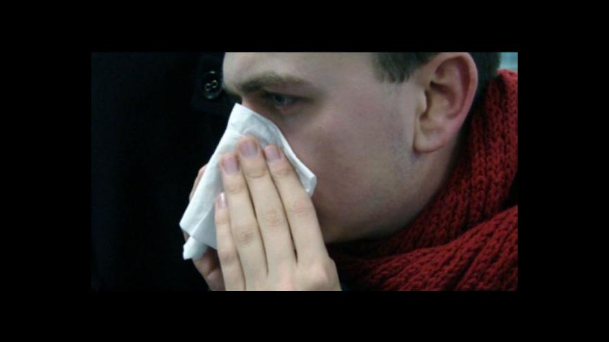 Video Reportáž Veroniky Markové a Michaely Polákové o nákladech na chřipku