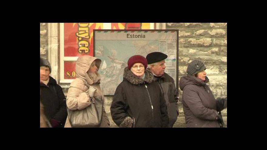 Video Obyvatelé Tallinnu mají MHD zadarmo - jako první v Evropě