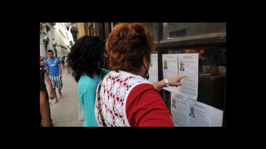 Video Na Kubě začaly parlamentní volby