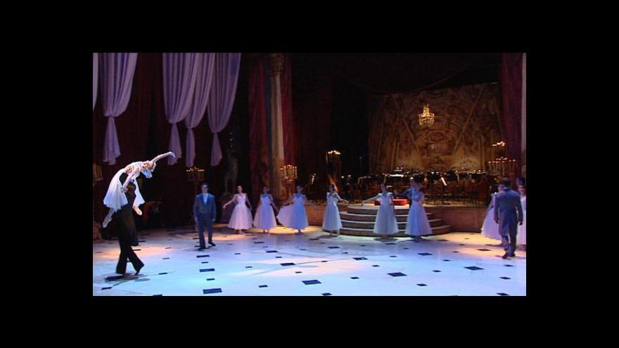 Video Ples v Opeře ve znamení Verdiho