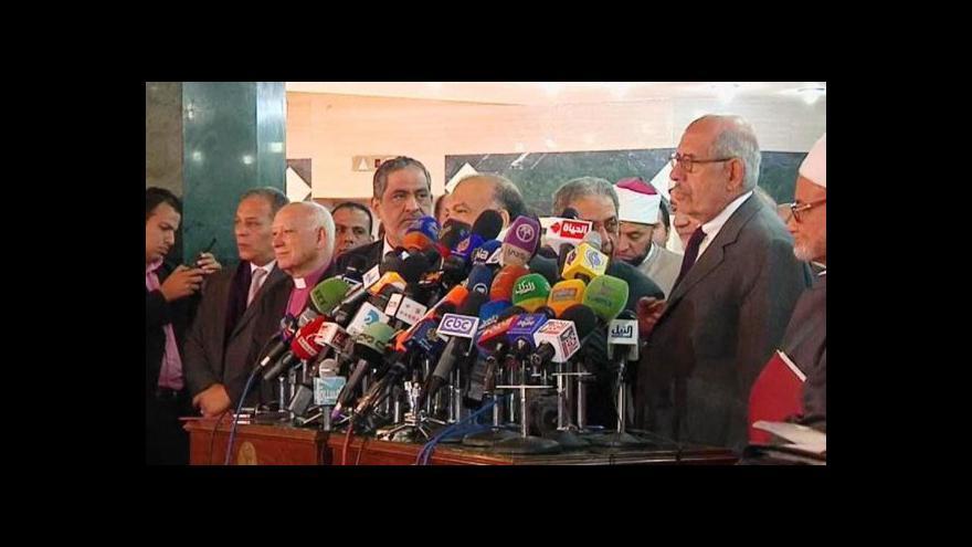 Video Egypt čekají další masové protesty