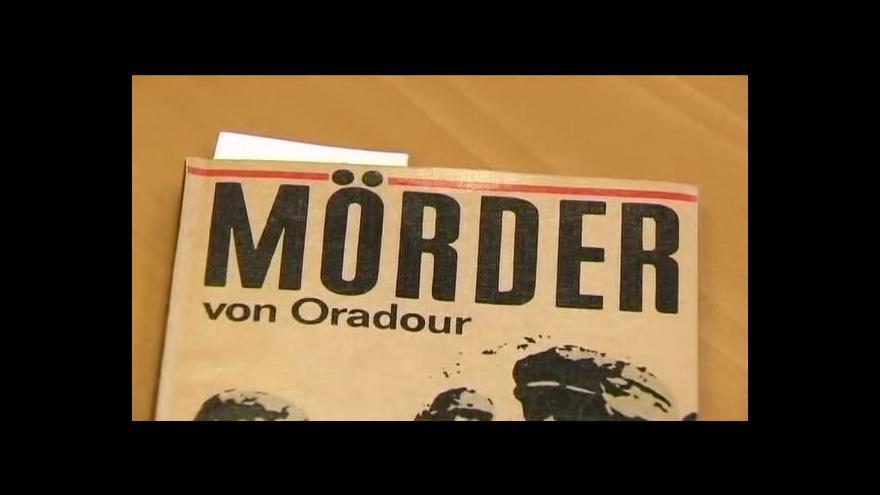 Video Německo obnoví vyšetřování masakru v Oradouru