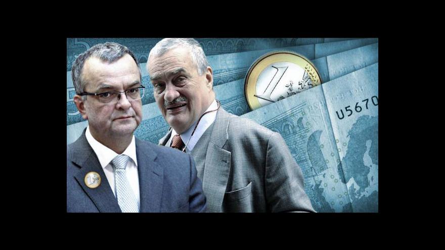 Video Nečas: Debata o fiskálním paktu má smysl až po přijetí finanční ústavy