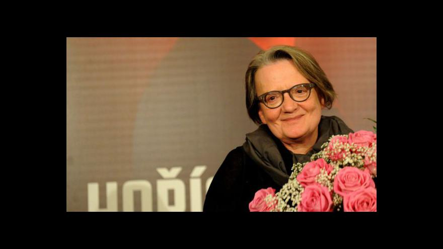 Video Rozhovor s Agnieszkou Hollandovou