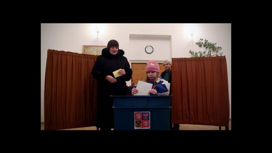 Video Druhé kolo prezidentské volby tématem Událostí