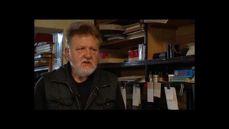 Video Výstava Antonína Válka v Havířově