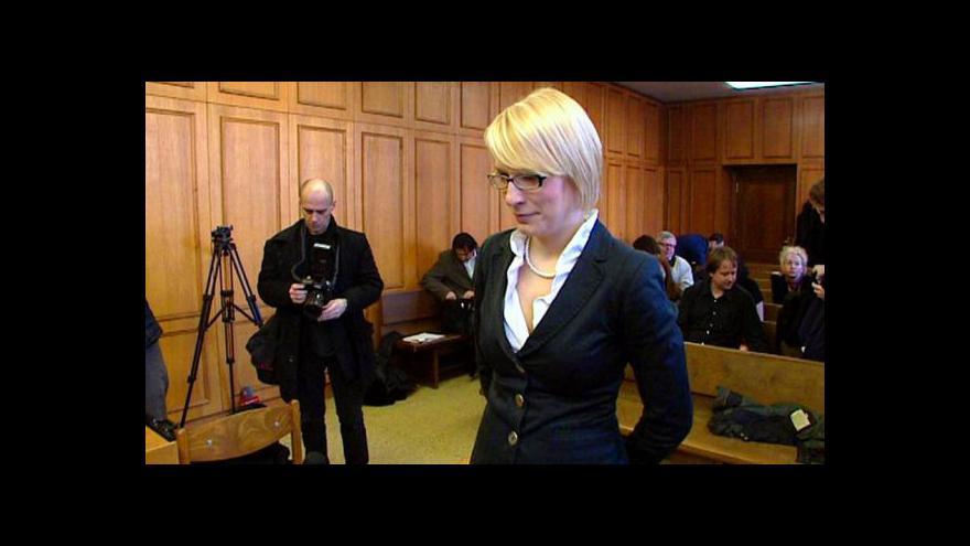 Video Reportáž Terezy Kručinské o kauze Bárta