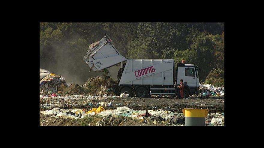 Video Švédové mají nedostatek odpadu