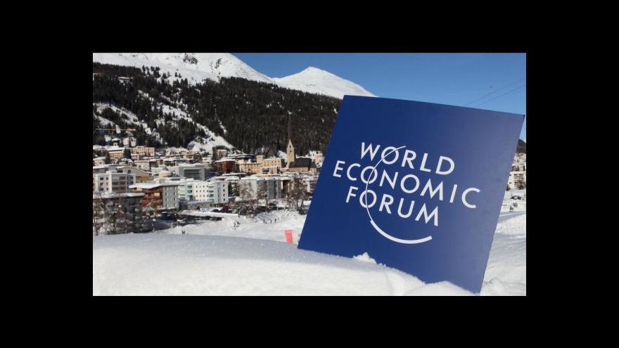 Video V Davosu začalo Světové ekonomické fórum