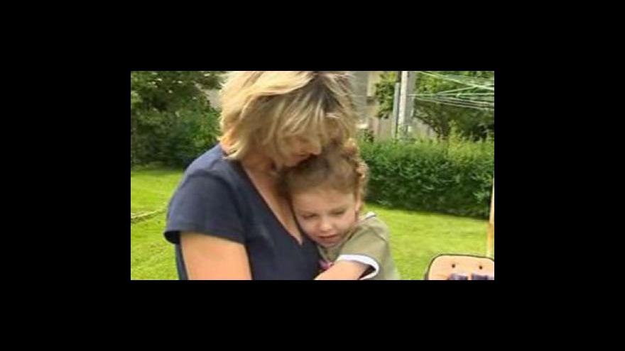 Video Leona Marschavellová popisuje případ své dcery Elišky