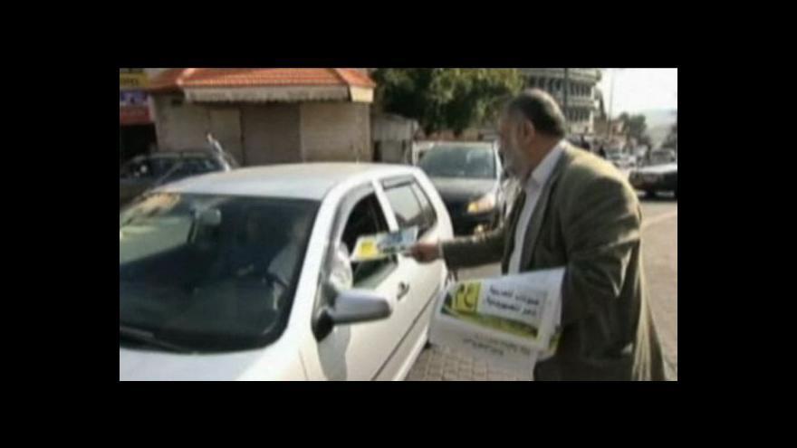 Video Izraelci jdou už pošesté v řadě k předčasným volbám