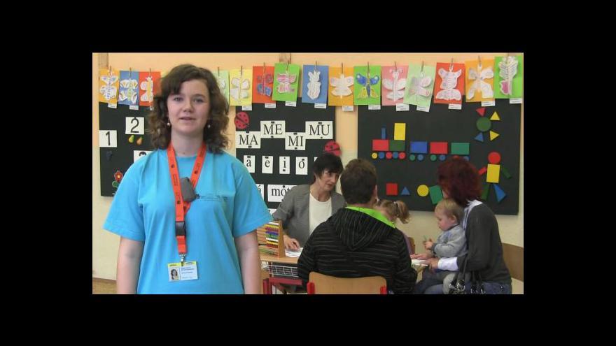 Video Reportáž Michaely Zahajské a Kamily Berounské